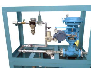 FOAM INJECTION SYSTEM (Flow Control Type)