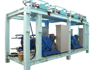 FOAM INJECTION SYSTEM (Pump Injection Type)